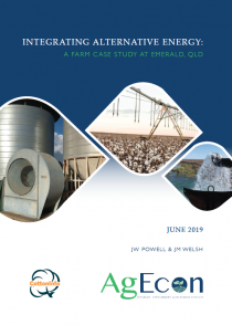 ENERGY: Integrating alternative energy solutions case study